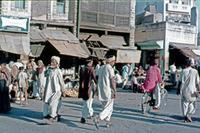Strassenszene in Multan, 1960 Anheas/Timeline Images