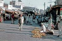 Strassenverkäufer in Multan, 1960 Anheas/Timeline Images