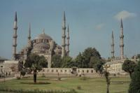 Sultan-Ahmet-Moschee, 1964 Czychowski/Timeline Images