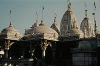 Swami Narayan Tempel in Ahmedabad, 1976 Czychowski/Timeline Images