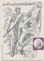 Tag der Briefmarke 1942 United Archives / Schade/Timeline Images