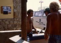 Tauchstation Aquamarine in Sharm El-Scheich, 1983 Juergen/Timeline Images