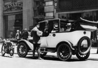 Taxi in den USA, 1928 Timeline Classics/Timeline Images