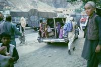 Taxi in Pakistan, 1975 Schneckes/Timeline Images