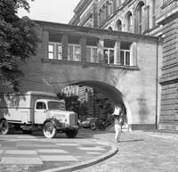 Technische Universität in Berlin Charlottenburg, 1960 Juergen/Timeline Images