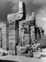 Tempel in Chichen Itza, 1925 Timeline Classics/Timeline Images