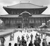 Tempel in Kyoto, Japan 1974 Juergen/Timeline Images