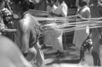 Thaipusam-Fest auf Penang in Malaysia, 1987 RalphH/Timeline Images