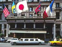 The Plaza Hotel am Central Park in Manhattan Raigro/Timeline Images