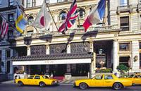 The Plaza Hotel in New York, 1992 Raigro/Timeline Images