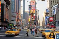 Times Square in Midtown Manhattan Raigro/Timeline Images