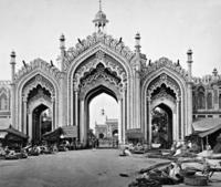 Tor beim Hussainabad Imambara in Lucknow Timeline Classics/Timeline Images