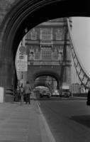 Tower Bridge in London, 1970er Jahre kurka/Timeline Images