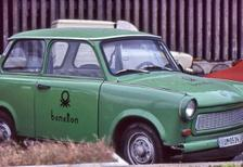 Trabant in Budapest, 1988 RalphH/Timeline Images