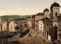Triest, 1916 Timeline Classics/Timeline Images