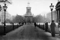 Trinity College in Dublin, 1931 Timeline Classics/Timeline Images
