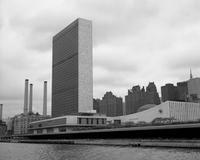 UN Gebäude am East River, 1973 Juergen/Timeline Images