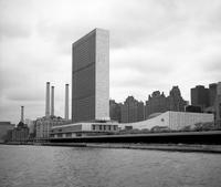 UN-Gebäude am East River, 1973 Juergen/Timeline Images