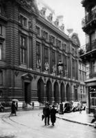 Universität Sorbonne in Paris, 1938 Timeline Classics/Timeline Images