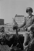 US-Soldat in Berlin, 1964 hwh089/Timeline Images