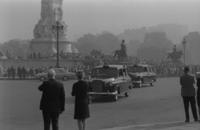 Victoria Memorial in London, 1970er Jahre kurka/Timeline Images