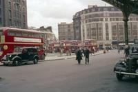 Victoria Station in London, 1960er Jahre hgra60/Timeline Images