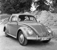 VW-Käfer, 1965 Juergen/Timeline Images