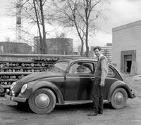 VW-Käfer in Berlin, 1964 Juergen/Timeline Images