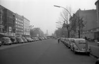 VW Käfer in Westberlin, 1953 Joachim Krack/Timeline Images