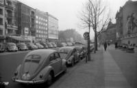 VW Käfer in Westberlin, ca. 1953 Joachim Krack/Timeline Images