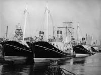 Walfangschiffe im Hafen, 1938 Timeline Classics/Timeline Images