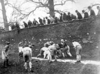 Wall Game, 1931 Timeline Classics/Timeline Images