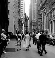 Wall Street in New York, 1962 Juergen/Timeline Images