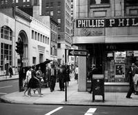 Walnut Street in Philadelphia, 1962 Juergen/Timeline Images