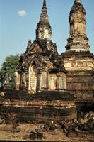 Wat Chedi Chet Thaeo, 1985 Czychowski/Timeline Images