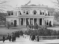 Weißes Haus in Washington, 1928 Timeline Classics/Timeline Images