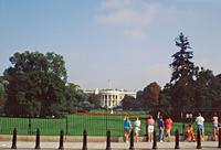 Weißes Haus in Washington D.C., 1992 Raigro/Timeline Images