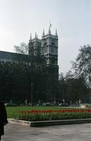 Westminster Abbey in London, 1976 Lanninger/Timeline Images