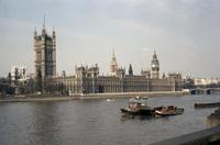Westminster in London, 1960er Jahre hgra60/Timeline Images