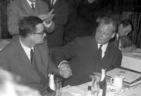 Willy Brandt auf dem SPD-Parteitag in Berlin, 1967 Juergen/Timeline Images