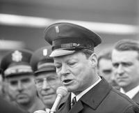 Willy Brandt in Berlin-Mariendorf, 1966 Jürgen Wagner/Timeline Images