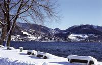 Winter am Tegernsee, 1975 Aldiami/Timeline Images