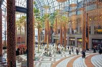 Winter Garden im World Financial Center in New York, 1992 Raigro/Timeline Images