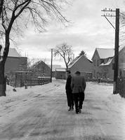 Winter in Petersdorf, 1952 Jürgen Wagner/Timeline Images