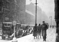 Winteransichten, Winter in Berlin, 1934 Timeline Classics/Timeline Images
