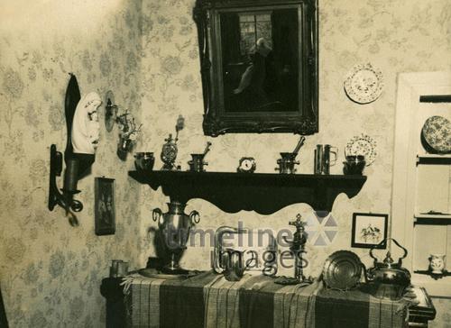 Wohnzimmer, 1950 – Fotocommunity Timeline Images