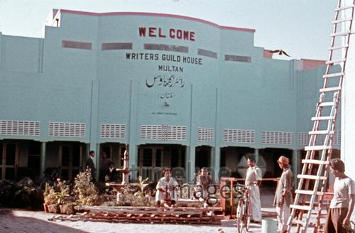 Writers Guild House Multan, 1960 Anheas/Timeline Images
