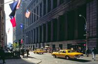 Yellow Cab in der Wall Street Raigro/Timeline Images