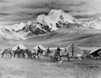 Zelte der Expedition von Ernst Schäfer in Tibet, 1938 Timeline Classics/Timeline Images