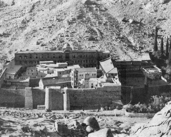 Sinai Kloster